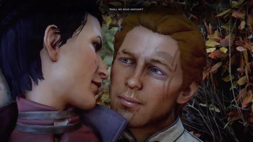 Rory and Cassandra Romance