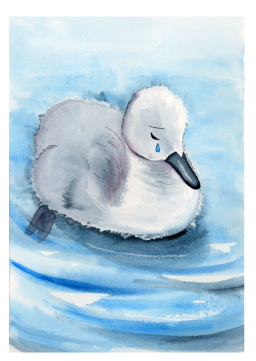 Feeling Lonely--from the Ugly Duckling